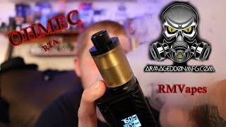 The Sherman RTA | Building tips and wicking guide | Daikhlo