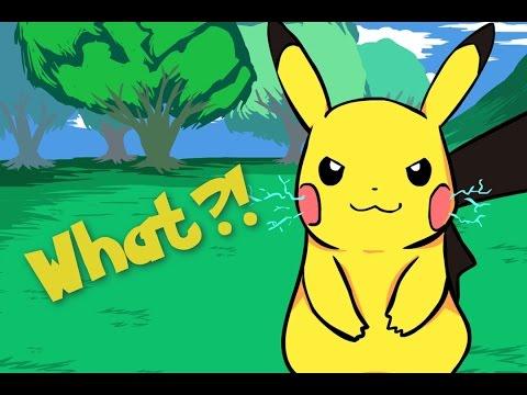 Pokemon: Pichu is...EVOLVING!