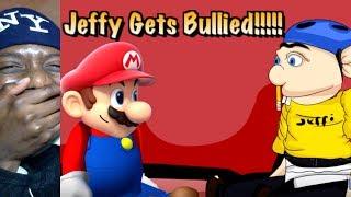 SML Movie: Jeffy Gets Bullied! Animated Reaction