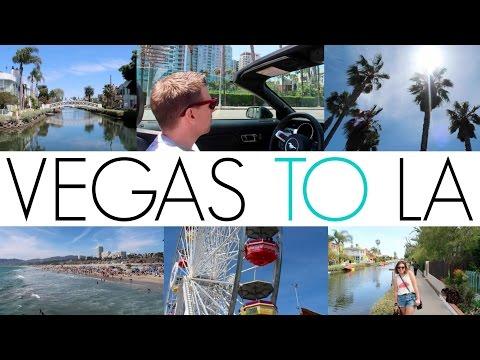 VEGAS TO LA / Vegas Vlog 1