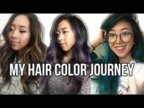My Hair Color Journey | VLOGMAS #5