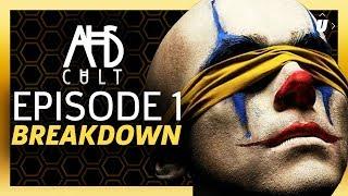 "American Horror Story: Cult Episode 1 ""Election Night"" Breakdown!"