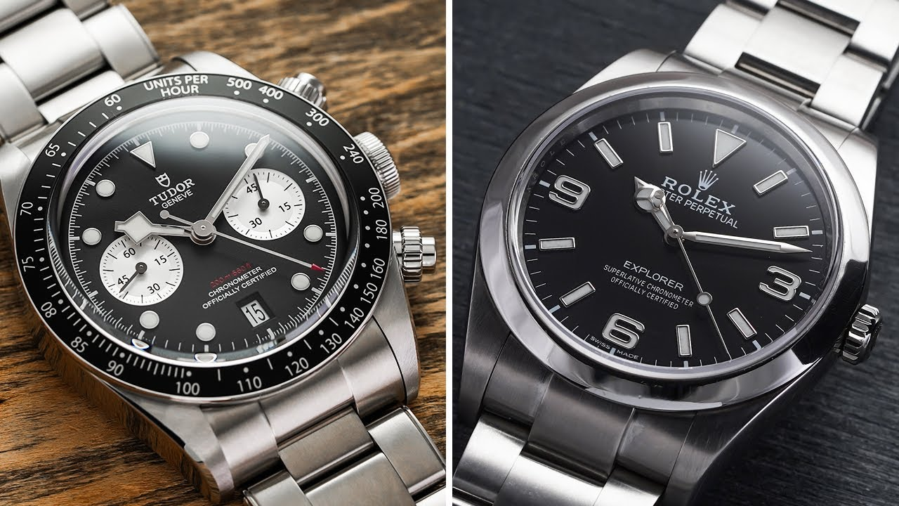 Tudor or Rolex: How Things Have Changed