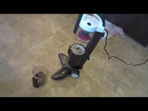 BISSELL PowerEdge Pet Hard Floor Corded Vacuum 81L2A Unboxing and Review (Same as 81L2T)