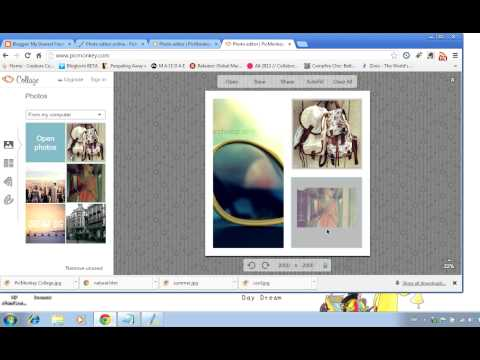 HOW TO ♡ Create Collages with PicMonkey
