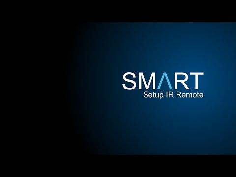 Smart TV Remote 3.1: Setup IR Remote