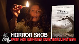 October 2020 Rankings: The Top 100 Movies for Halloween - part 4 (#40-21)