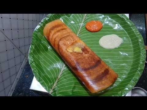 masal dosa in kannada/mysore masal dosa/south indian masal dosa