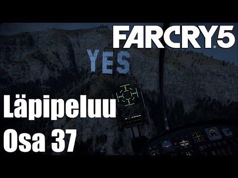 Far Cry 5 | Läpipeluu | Osa 37 | YES Kyltti Ja Susi | Suomi/Finland/FIN