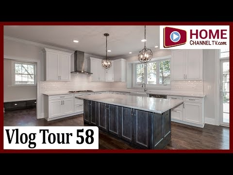 Open House Tour 58 - Custom Home in Arlington Heights, IL - Built by US Shelter Homes
