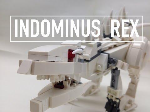 Brick-Built Indominus Rex! (#17)