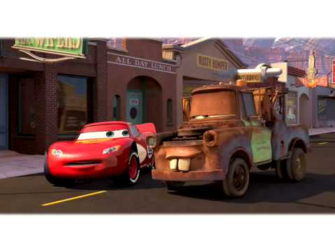 Cars Toon - Rescue Squad Mater