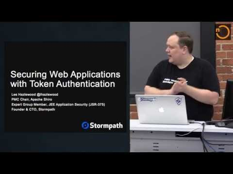 Token Authentication for Java Applications