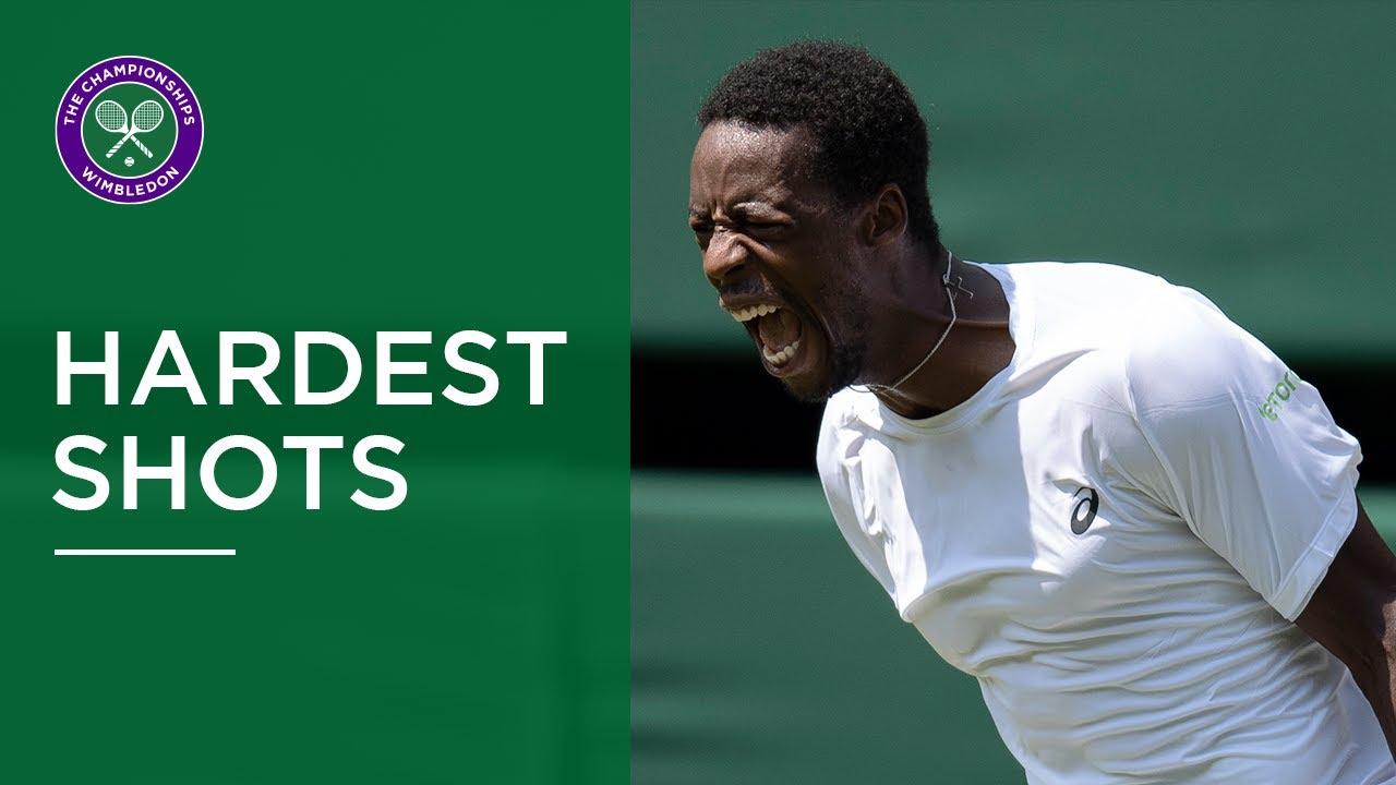 Fastest Wimbledon Shots Ever   Wimbledon Retro