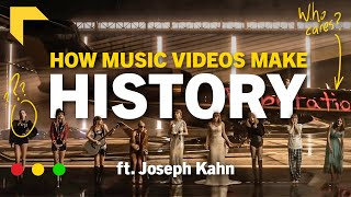 Hollywood Director Analyzes Greatest Music Videos Ever