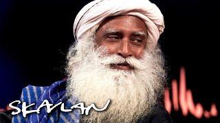 Life advice from Sadhguru: – Live each moment as if it were your last | SVT/TV 2/Skavlan