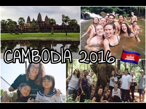 VOLUNTEERING IN CAMBODIA, 2016 (Projects Abroad)