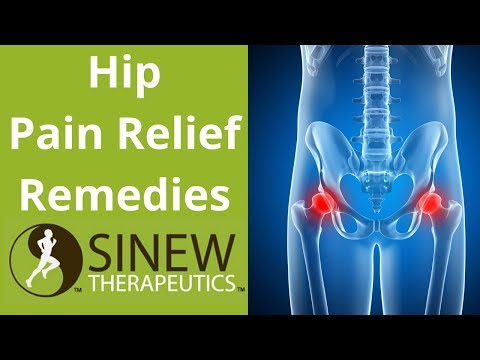 Hip Pain Relief Remedies