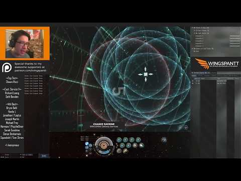 EVE Online: How to Smartbomb Proteus for fun and profit! (Stream)