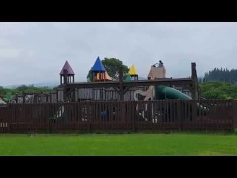 Kalakupua Playground at Giggle Hill in Haiku, Maui
