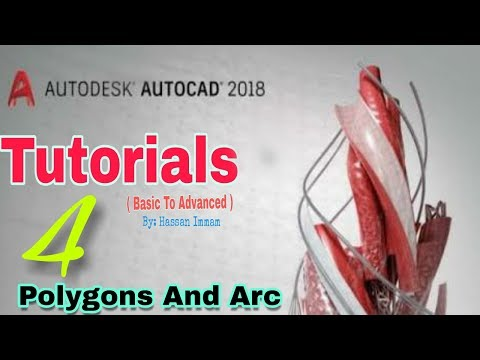 Autocad Tutorial in Hindi Full For Beginners Civil, Mechanical 3d 2017/2018 - Autocad tutorial  [4]