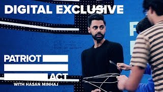 "Hasan Responds: ""Why Does He Move His Hands So Much?"" 