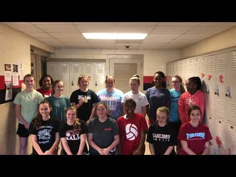 Mount Holly Middle Girls