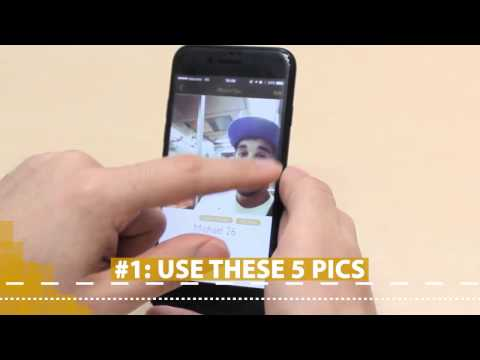 How to get dates on apps | 5 top tips for tinder, happn, bumble and dine