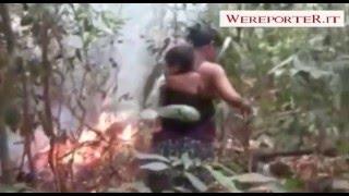 Brasile, incendi mettono a rischio tribù indigene dell