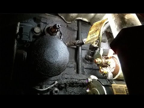 How To: Fix/Replace Leaking Oil Pressure Switch, Sensor