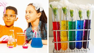 12 Crazy Cool DIY Science Experiments! | Easy and Fun Activities by Blossom