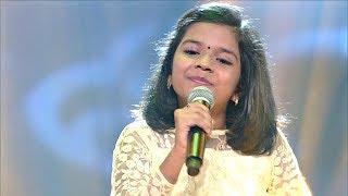 MMMA 2017 I Malayalathinayi Manorama theme song by Sreya Jayadeep I Mazhavil Manorama