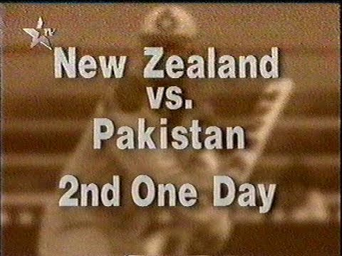 Match Highlights : 2nd ODI - Pakistan DEFEND 146 to beat New Zealand 1993/94