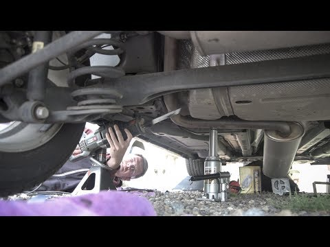 How to Install an Exhaust | Chevy Cruze 1.4L Turbo