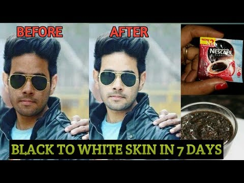(HINDI 2018) How To Get FAIR SKIN // Black To White Skin Naturally at Home// HOME REMEDIES