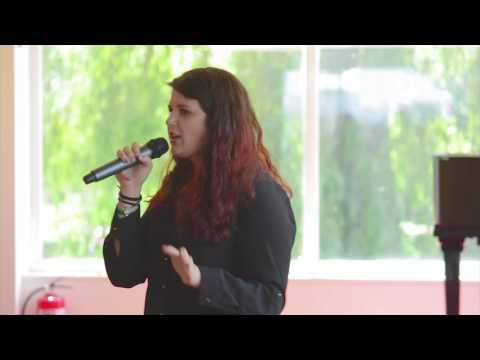 [K-Pop World Festival 2016 - Austria]  Aleksandra Kudrina - Ailee – U&I (3rd place)