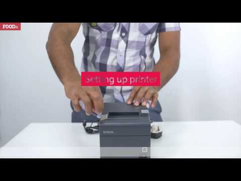 Setting Up Your EPSON TM-T2011 Printer with the FOODit EPOS App