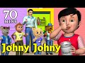 Johny Johny Yes Papa Nursery Rhyme Kids Songs 3d Animation E