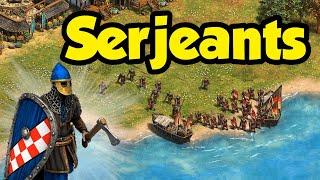 How good is the Serjeant? (AoE2)