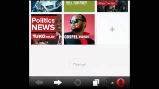 Deleteclear Browsing History On Opera Mini For Android