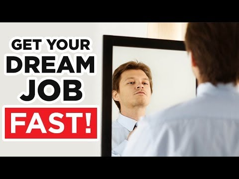 How to Land Your Dream Job | 5 Tips to Help Get the Job You Want