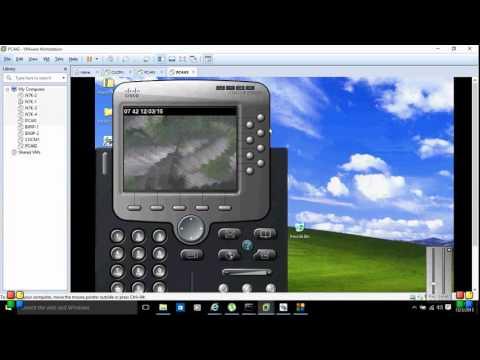 Add Cisco Softphone