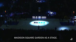 Take Ten Podcast: Scoonie Penn on Playing at Madison Square Garden