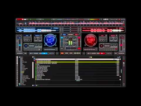 Skrillex Scary Monsters Mix on Virtual DJ Tutoriol