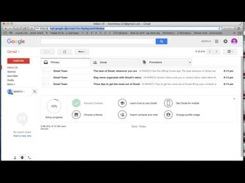 How To Change Gmail Account Country | Language