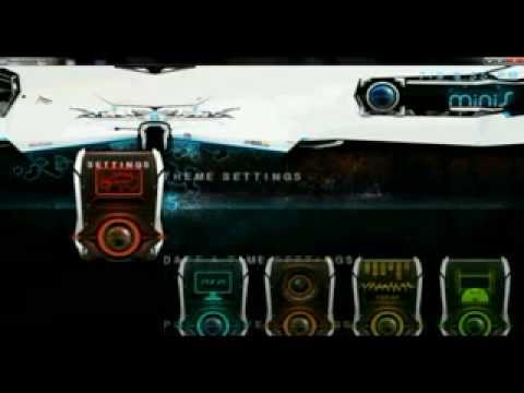 PSP ctf theme for 6.60 pro b10.