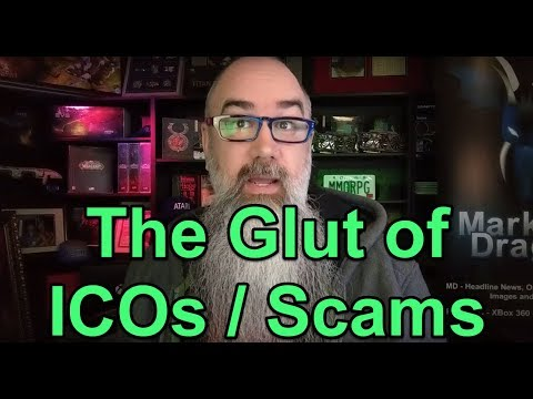The Glut of ICOs - SCAM ICOs - ICO Reviews