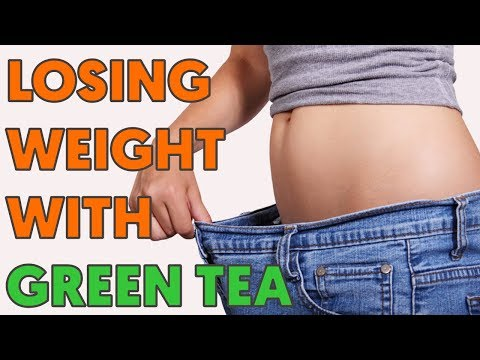 What happens when you drink Green Tea for 7 days?