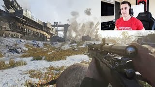 REACTING TO THE NEW CALL OF DUTY...