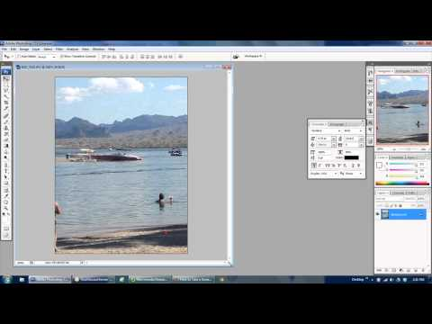 How to reduce file size of photo in Photoshop